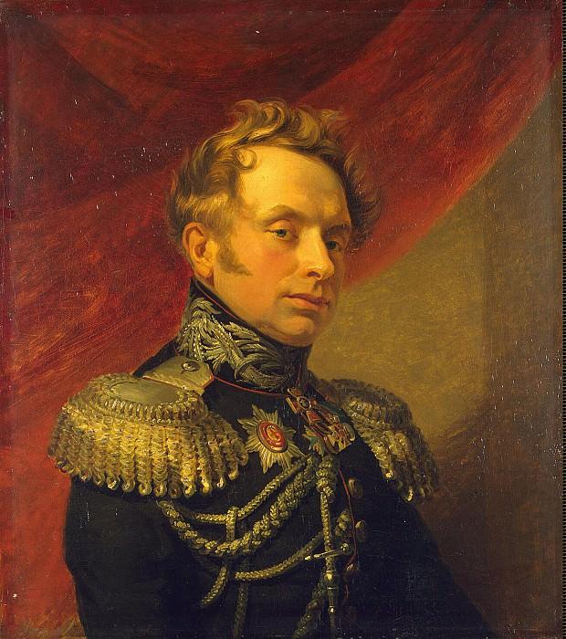 Dawe George - Portrait of Alexander P. Tesleva. Hermitage ~ part 04