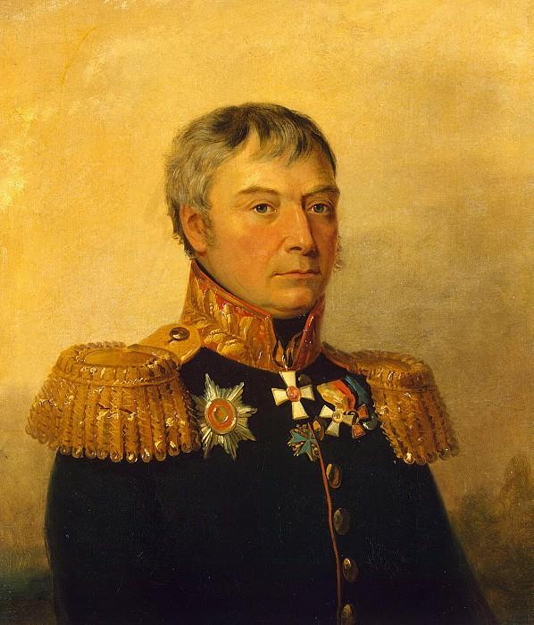 Dawe George - Portrait of Apollo Stepanovich Zhemchuzhnikov. Hermitage ~ part 04