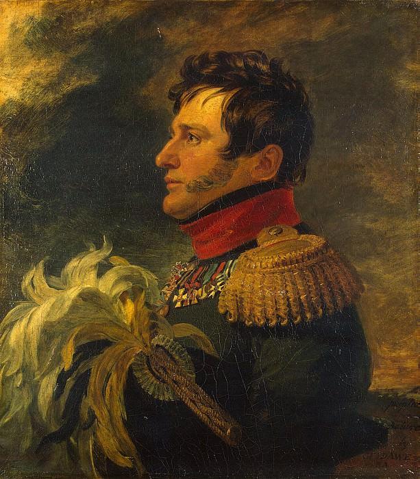 Доу, Джордж - Портрет Алексея Ивановича Бартоломея. Эрмитаж ~ часть 4