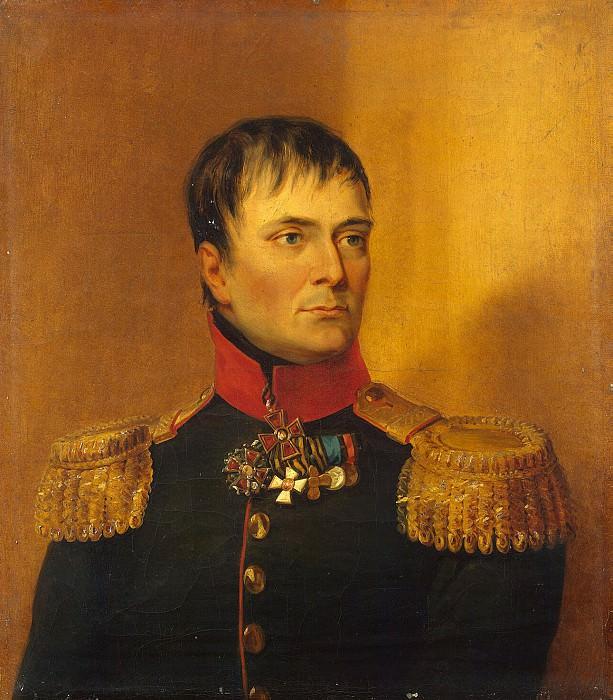 Dawe George - Portrait of Ivan Ivanovich PALITSYNA. Hermitage ~ part 04