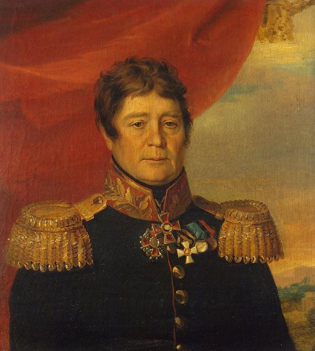 Dawe George - Portrait of Stepan Vasilyevich Dyatkova. Hermitage ~ part 04