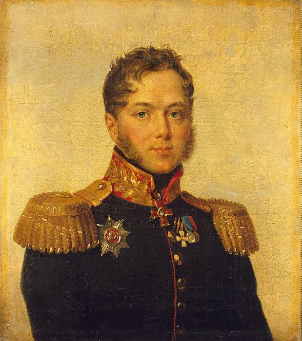 Dawe George - Portrait of Alexander N. Berdyaev. Hermitage ~ part 04