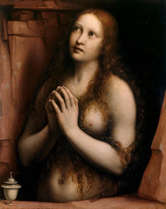 Джампетрино - Кающаяся Мария Магдалина. Эрмитаж ~ часть 4