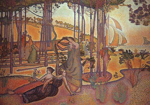 Cross, Henri Edmond (French, 1856 - 1910) 2. French artists