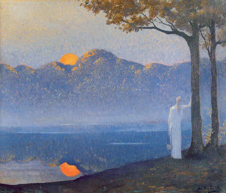 Osbert, Alphonse (French, 1857 - 1939) 1. French artists