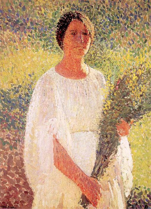 Martin, Henri (French, 1860-1943) 1. French artists