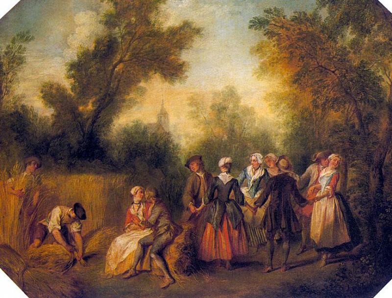 Ланкре, Николя (1690-1743) #2. Французские художники