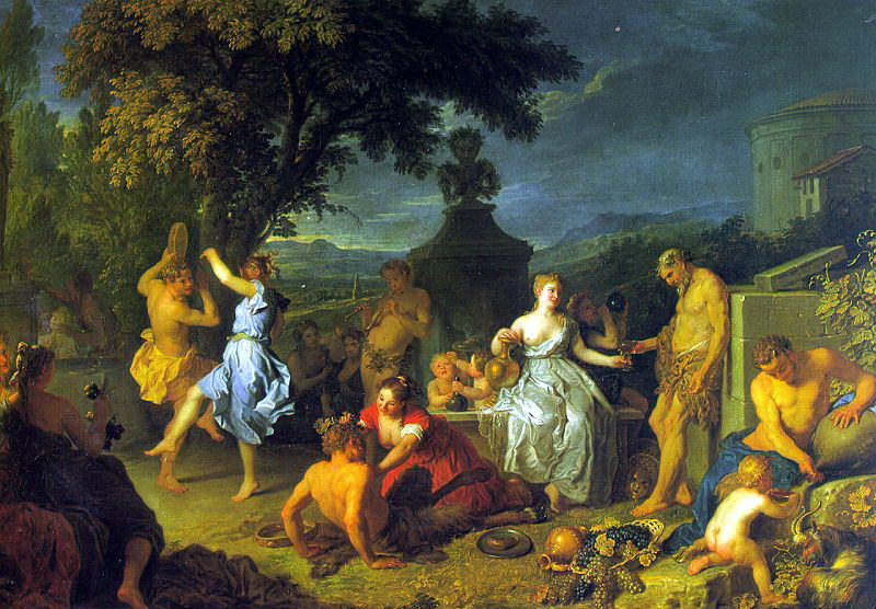 Houasse, Michel - Ange (French, 1680-1730). French artists