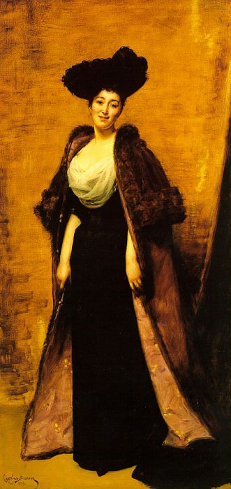 Carolus - Duran (Charles - Auguste - Emile Durand, French, 1837 - 1917) 1. French artists
