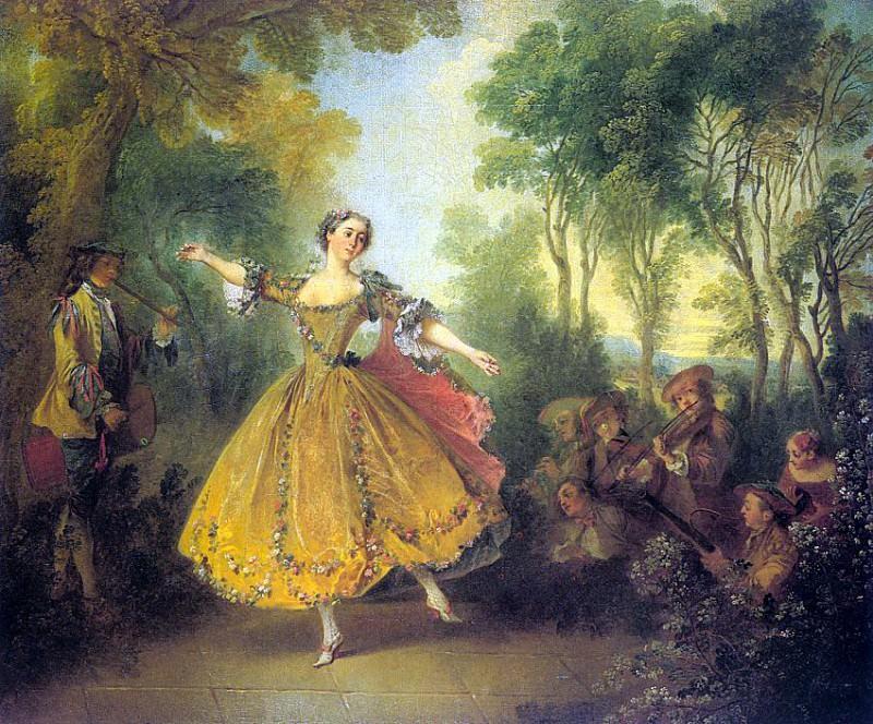 Ланкре, Николя (1690-1743) #3. Французские художники