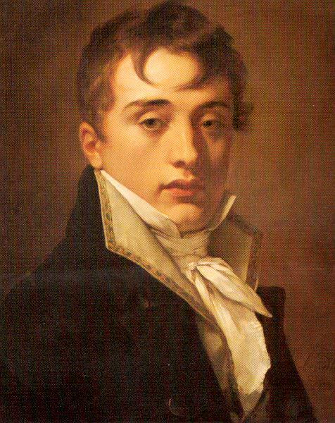 Прюдон, Пьер-Поль (1758-1823) #4. Французские художники