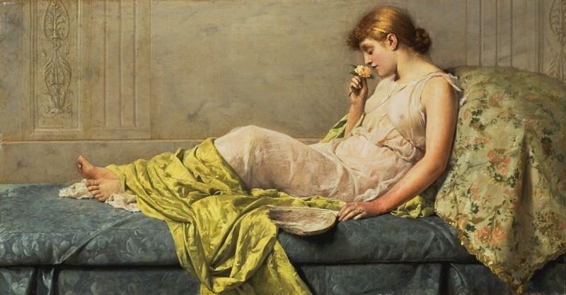 Шафер - Роза будуара. Французские художники