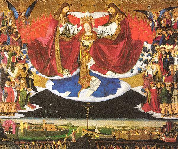 Куартон, Ангерран (работал в 1444-1466). Французские художники