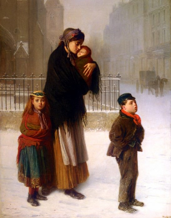 King Haynes Homeless. French artists