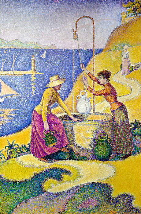 Signac, Paul (French, 1863-1935) signac1. French artists