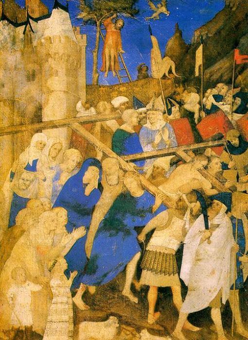 Жакемар де Эсден (работал в 1384-1409). Французские художники