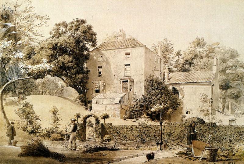 Bateman Robert The Limes Wittsbridge. French artists