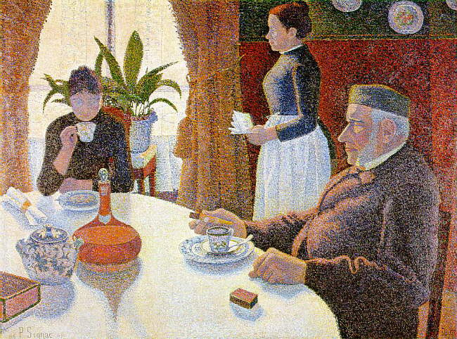 Signac, Paul (French, 1863-1935). French artists