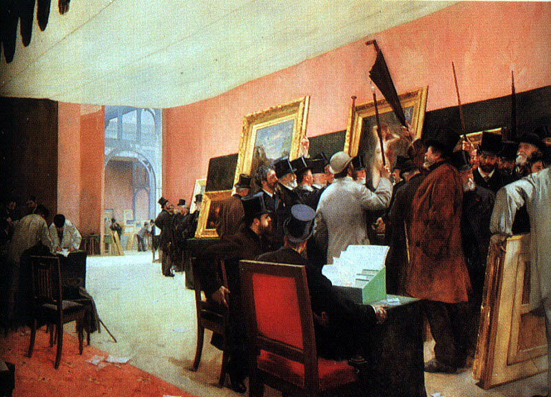 Gervex, Henri (French, 1852 - 1929). French artists