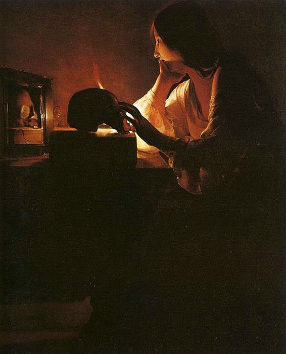 Tour, Georges de La (French, 1593-1652) latour5. French artists
