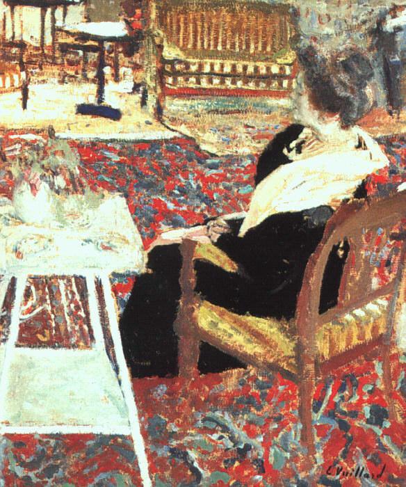 Вюйар, Эдуар (1868-1940) #1. Французские художники
