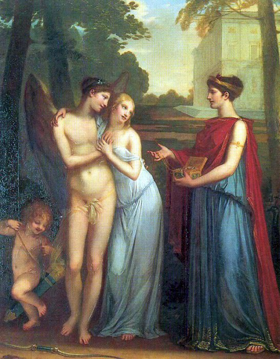 Prud′hon, Pierre - Paul (French, 1758 - 1823) prudhon2. French artists