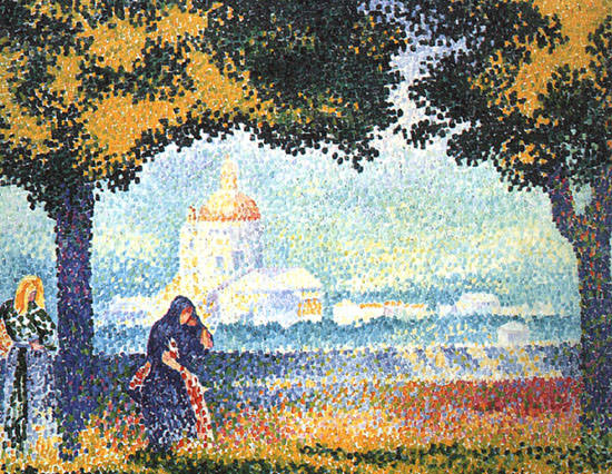 Cross, Henri Edmond (French, 1856-1910) 1. French artists