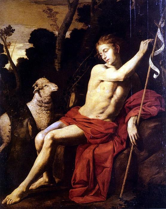 Somer Hendrik Van Saint John The Baptist. French artists