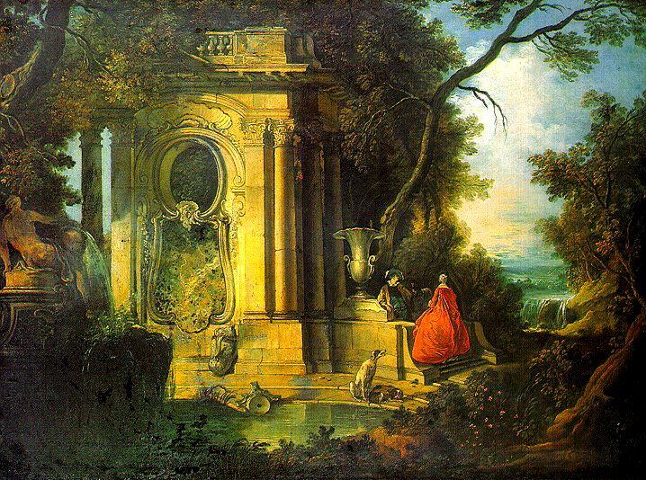 Joue, Jacques de la, II (French, 1687-1761). French artists
