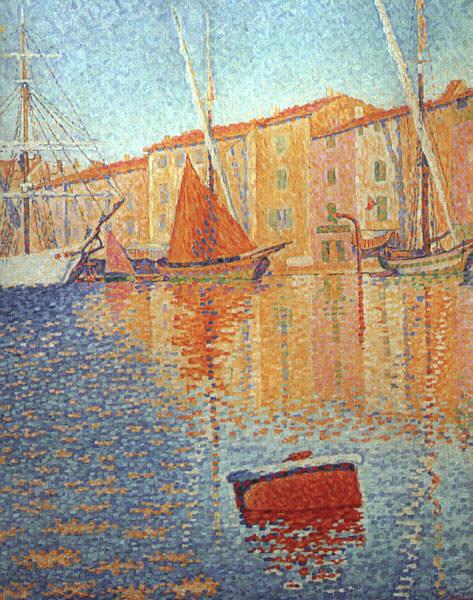 Синьяк, Поль (1863-1935) #2. Французские художники