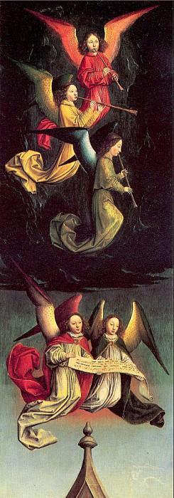 Мармион, Симон (работал в 1449-1489) #1. Французские художники
