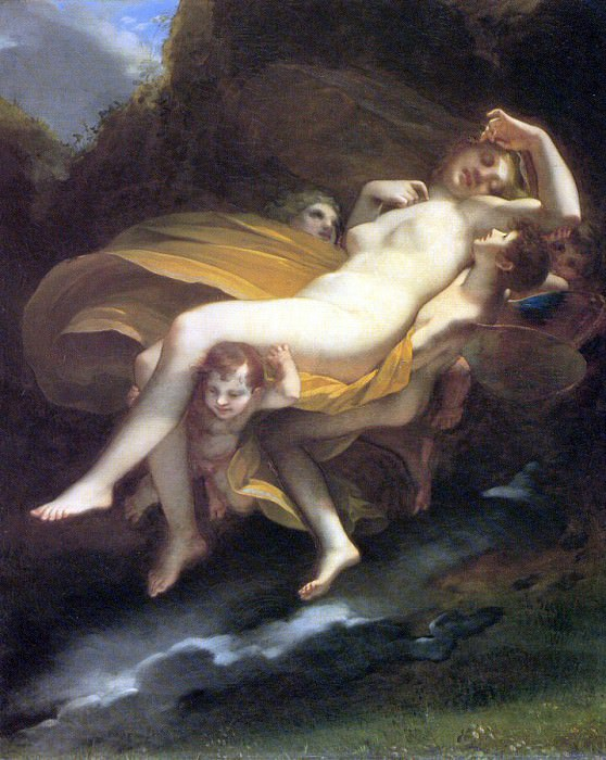 Prud′hon, Pierre-Paul (French, 1758-1823). French artists