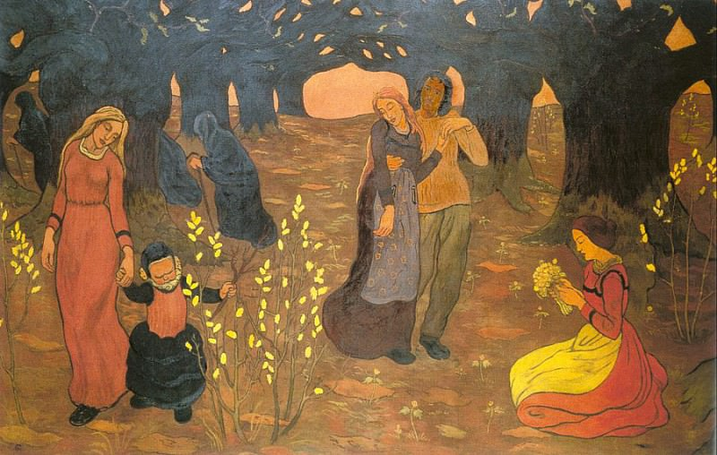 Lacombe, Georges (French, 1868-1916). French artists