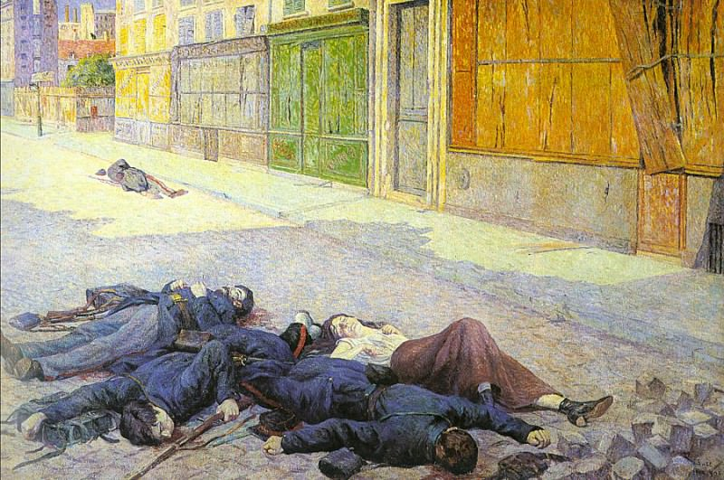 Luce, Maximilien (French, 1858 - 1941) 2. French artists
