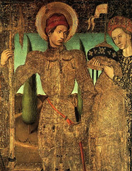 Huguet, Jaime (French, 1415-1492) 4. French artists