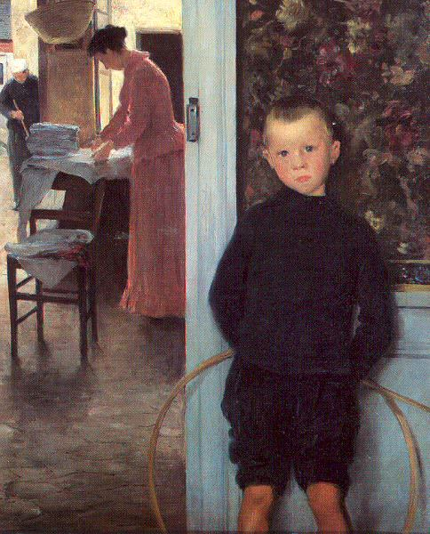 Mathey, Paul (French, 1844-1929) 2. French artists