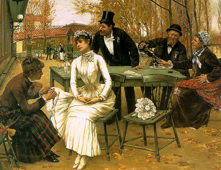 Goeneutte, Norbert (French, 1854 - 1894). French artists