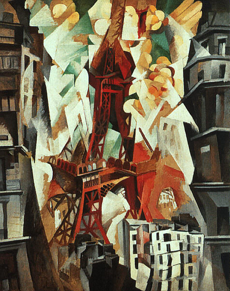 Делонэ, Робер (1885-1941). Французские художники