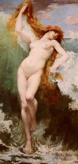 Meys Marcel Paul Nereis. French artists