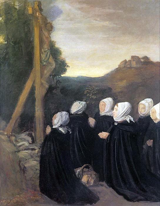 Легро, Альфонс (1837-1911). Французские художники