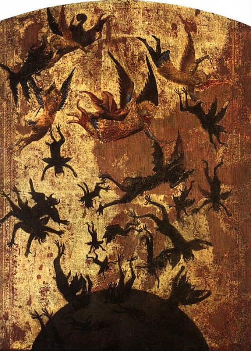 Rebel Angels, Master of the (French, early 1300s). French artists