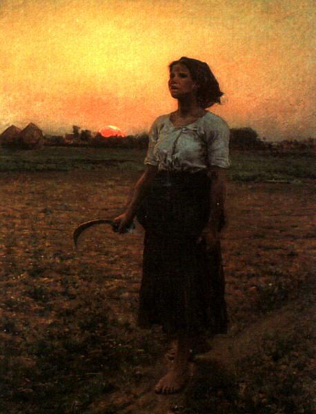 Бретон, Жюль (1827-1906) #3. Французские художники