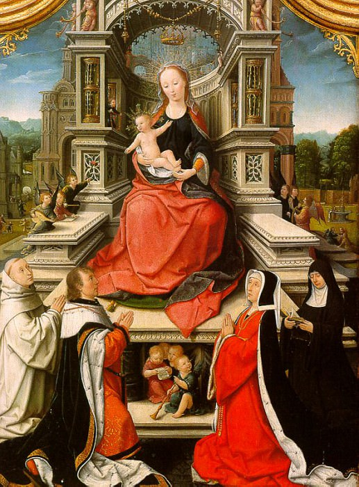 Bellegambe, Jean (French, approx. 1467 - 1535) 1. French artists