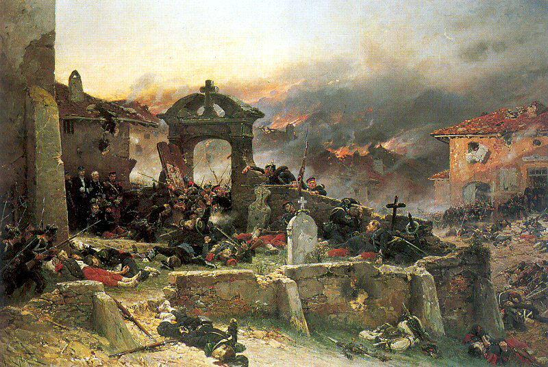 Neuville, Alphonse de (French, 1843-1919). French artists