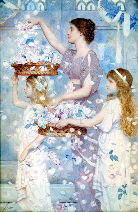 Bulleid George Lawrence The Empress Comes. French artists