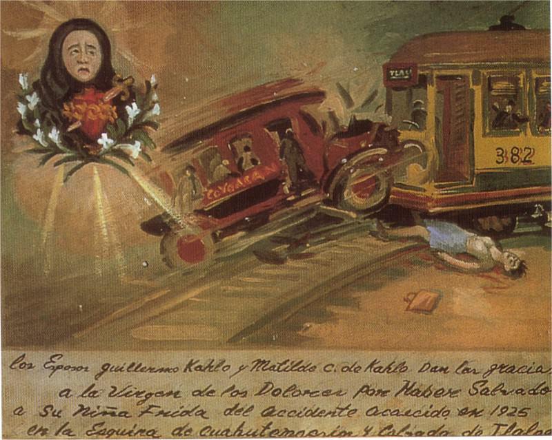 Обет (переделка для Фриды). Фрида Кало