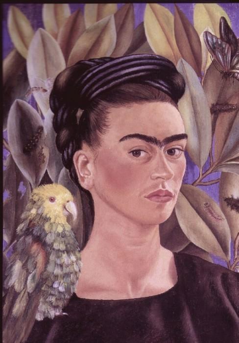 Без даты. Фрида Кало