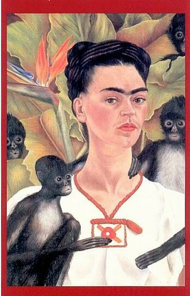 kahlo. Фрида Кало