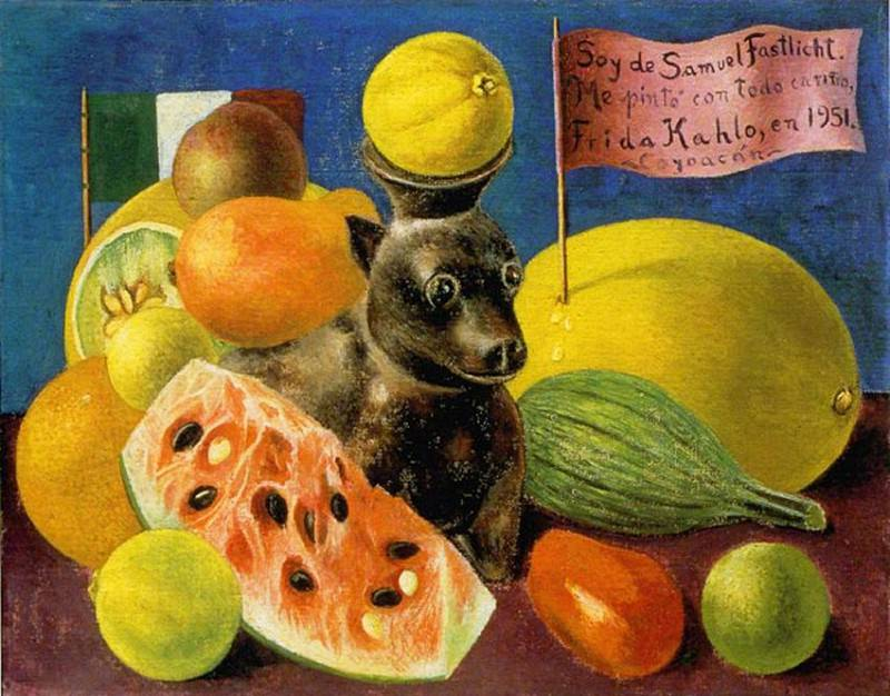 Nature morte. Frida Kahlo