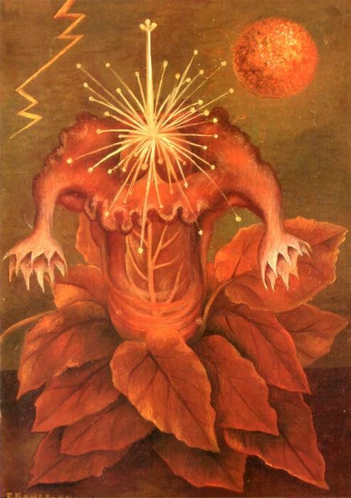 Fleur de la vie (1). Frida Kahlo